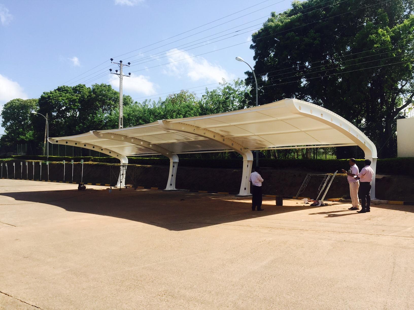 Benji Ltd - Proposed Car Park Shed